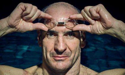 Morto Davide Auletta, il nuotatore della Traversata di Viverone