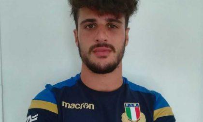 Biella Rugby, Leveratto convocato dall'Italia 7s