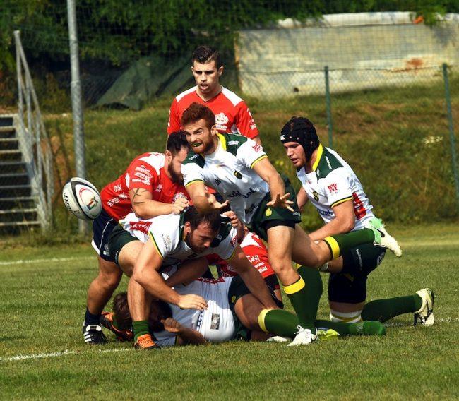 Edilnol Biella Rugby (Foto Stefano Socco)