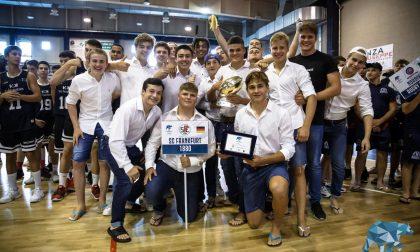 Spagna e Germania trionfano nella bonprix International Cup di basket e rugby