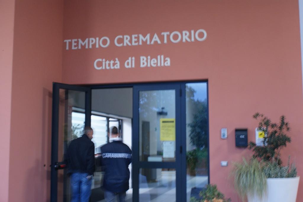 Altri indagati tra i dipendenti del Tempio crematorio