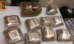 Due biellesi arrestati per spaccio a Torino: la Polizia sequestra 25 chili di droga