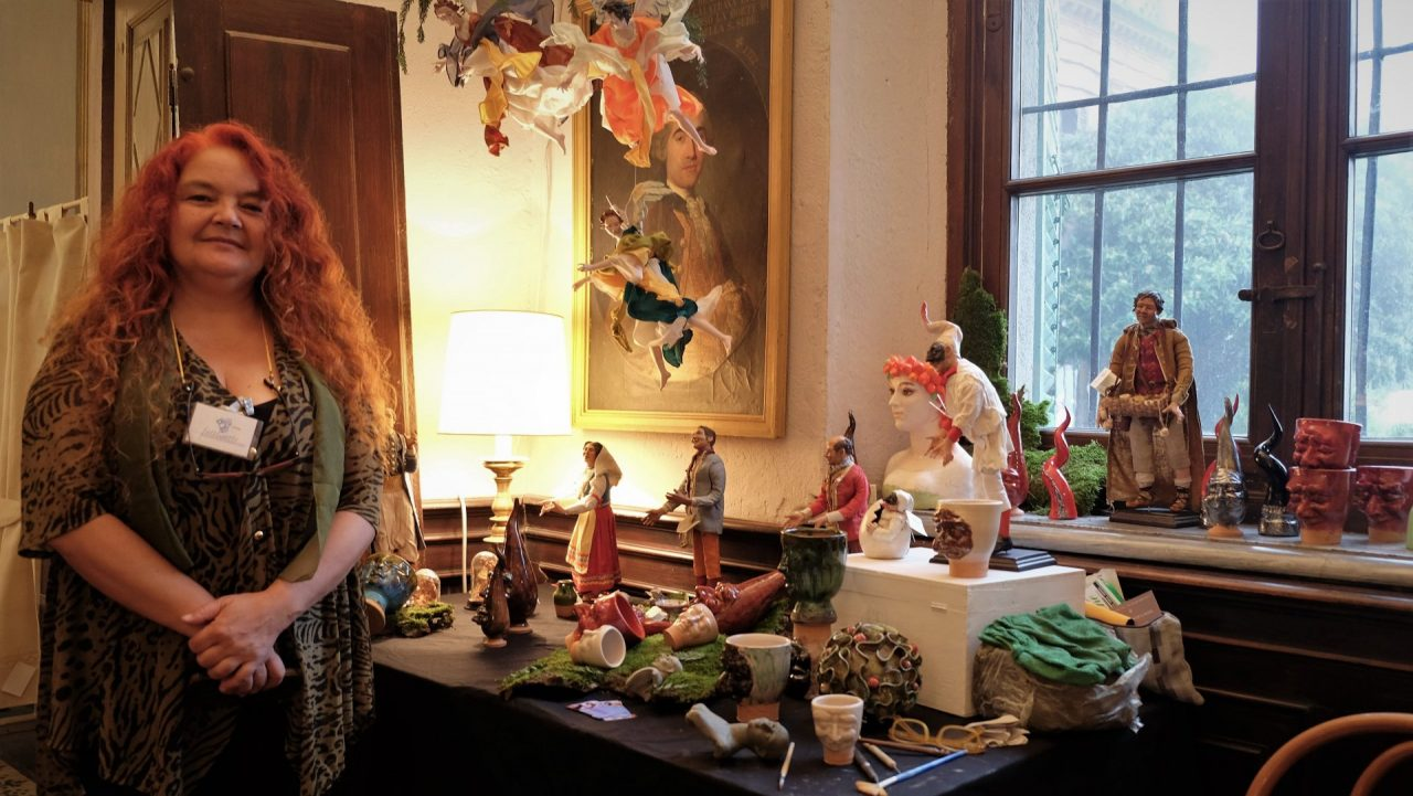 Elisabetta Suriko, ceramista di Cava dei Tirreni