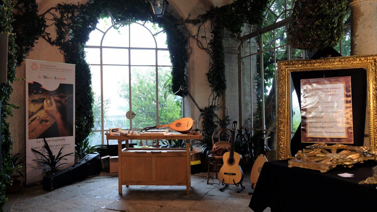 La Fondazione Monzino a Fatti ad arte