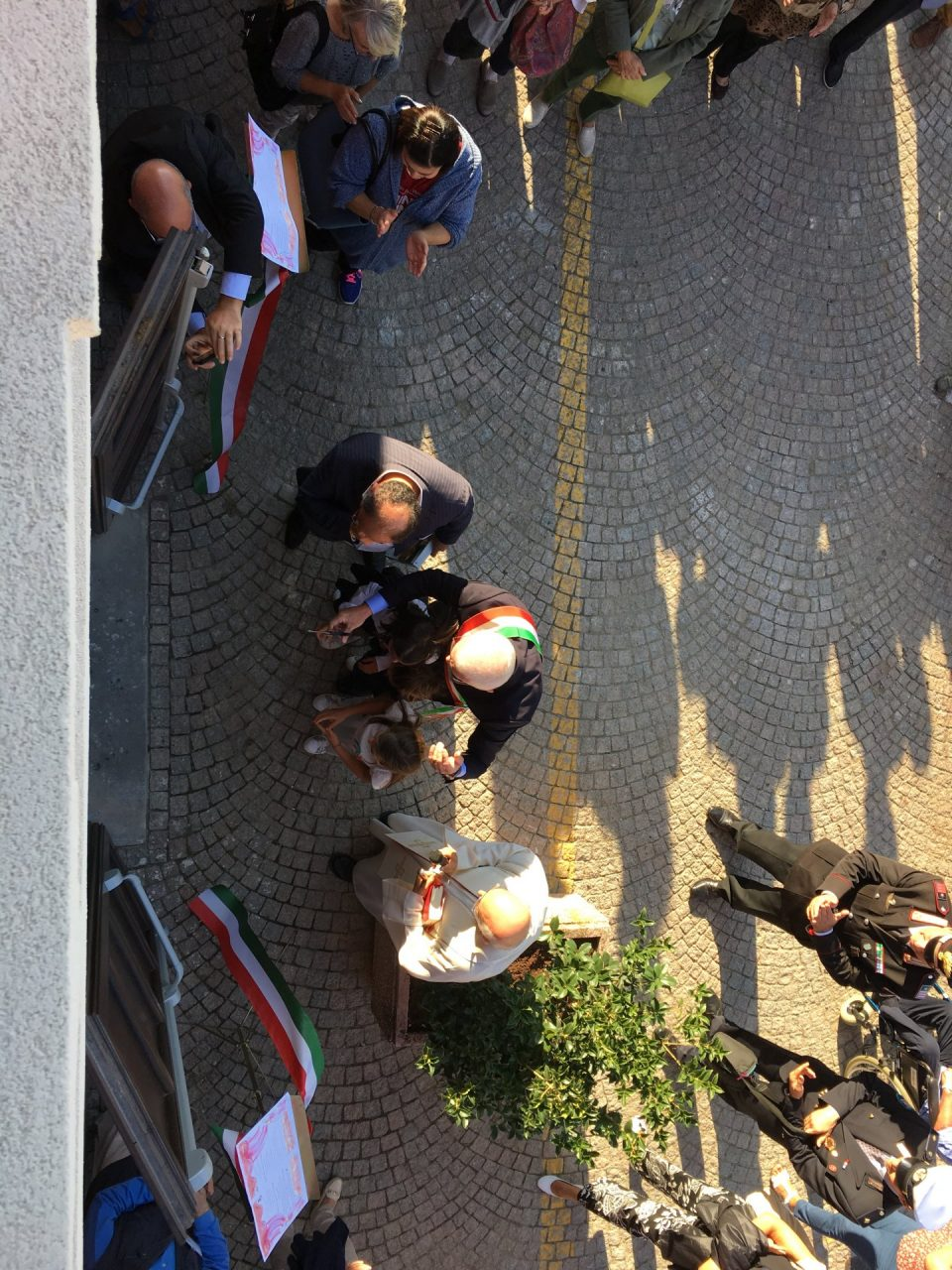 Inaugurazione Centro Polivalente Comunale Sandigliano