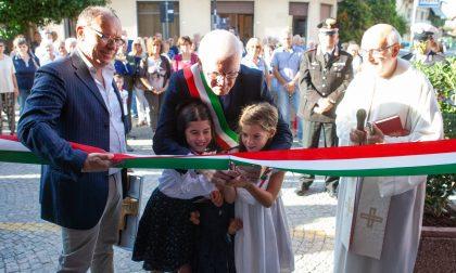 Sandigliano ha inaugurato il nuovo centro polivalente comunale FOTO