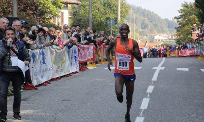 Giro di Pettinengo, Jacob Kiplimo firma il nuovo record FOTO