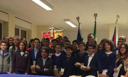 """35 borse di studio """"Mario Pozzo"""" assegnate a Valdengo"""