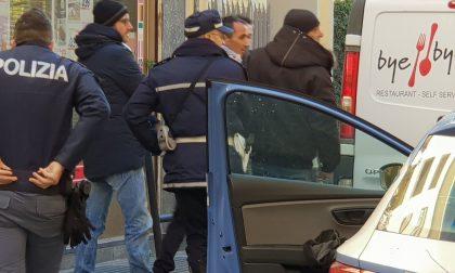 Tribunale blindato, arrestato il marito stalker
