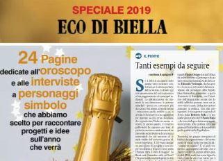Lo speciale Eco di Biella, interviste a sedici esempi da seguire