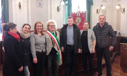 Palazzo Oropa, cinque nuovi cittadini italiani