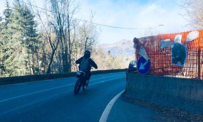 Parte il cantiere lungo via Ogliaro