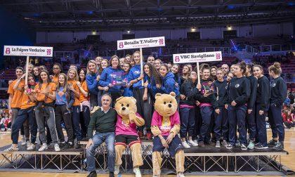 Bear Wool Volley, alle ragazze del Botalla il torneo Under 18