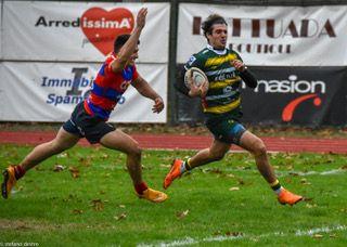 Edilnol Rugby, Leveratto convocato dall'ItalSeven