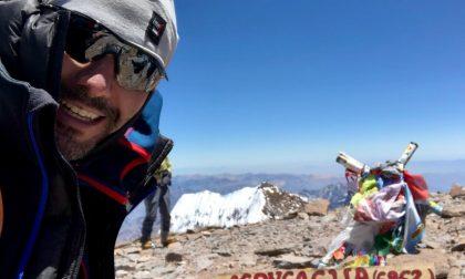 #7K4thefuture, Pietro Presti ha raggiunto la vetta dell'Aconcagua