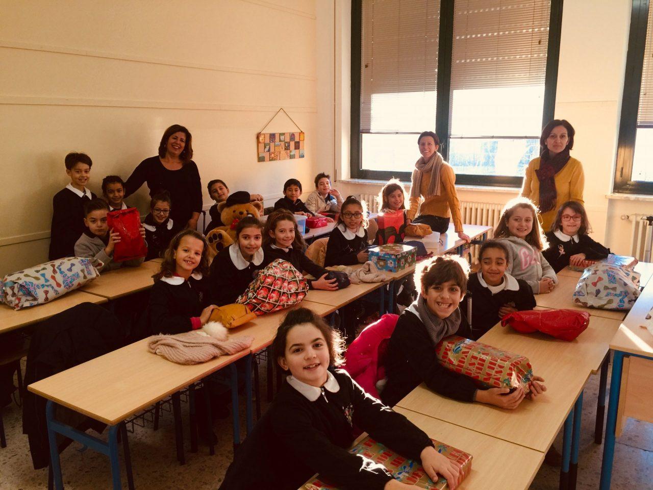 Scuola elementare Sandigliano ristrutturata