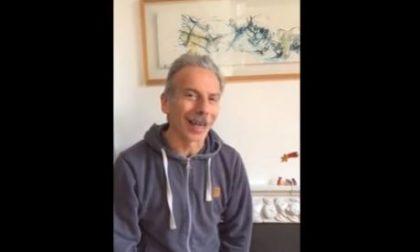 Il messaggio di Giovanni Storti (Aldo, Giovanni e Giacomo) per la partenza della spedizione #7K4thefuture VIDEO