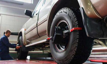 Automobili 4X4, verificare la pressione dei pneumatici