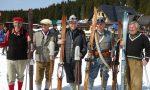 Uno slalom vintage a Bielmonte