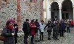"""L'Italia resiste"", catena umana per 300"