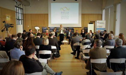 """Biella Città Creativa Unesco: """"Serve un progetto visionario"""""""