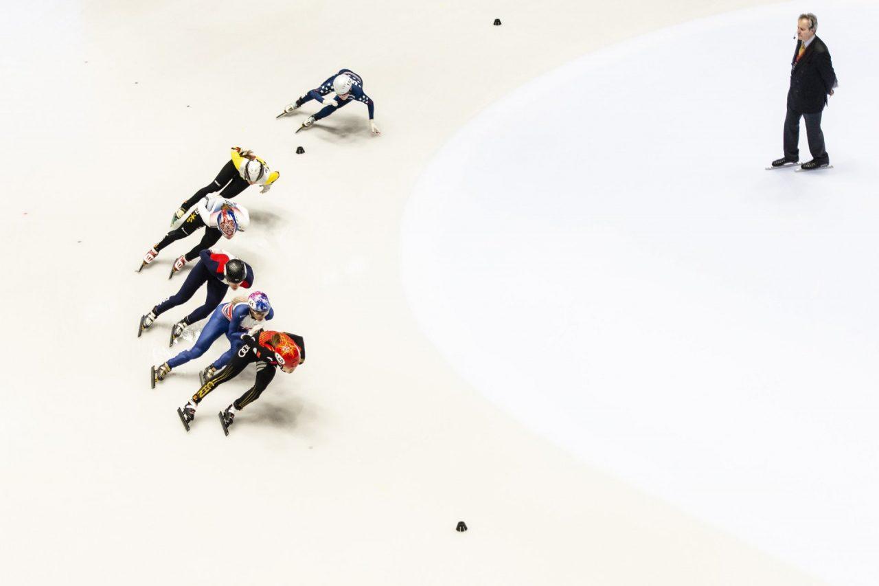 Coppa del Mondo di Short Track Torino 2019 Foto Laura Malvarosa