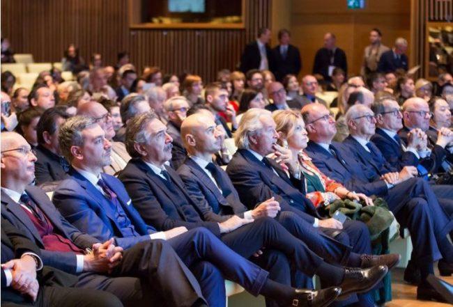 Milano Unica 2019: inaugurazione