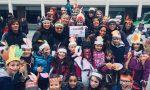 Karneval Run, tra le scuole trionfa la primaria di Sandigliano VIDEO & FOTO