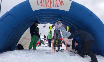 Bielmonte: anche atleti giapponesi per i due slalom speciali Fis FOTO