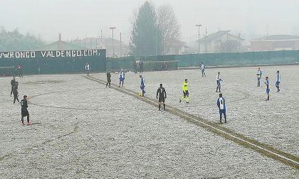 Neve sui campi da calcio, attività regionale e provinciale rinviate