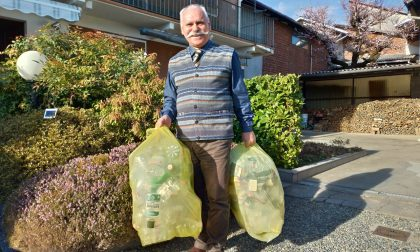 La storia di Carlo Comella, sentinella dei rifiuti