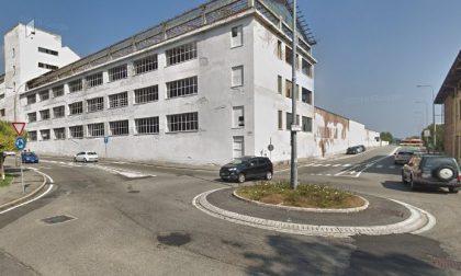 Via Piave-via Carso, rotatoria chiusa