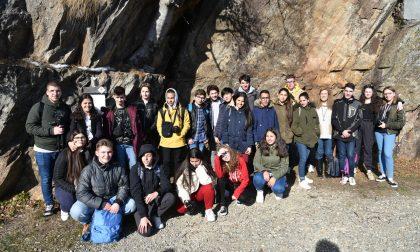 Studenti ciceroni del Biellese Unesco