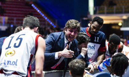 Basket Final Eight A2 || Carrea: «Angelico, hai le armi per combattere la Fortitudo»