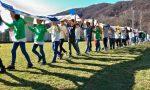 """Sciopero simbolico degli studenti di Mosso e Valle Mosso: """"Salviamo il pianeta"""" FOTO VIDEO"""