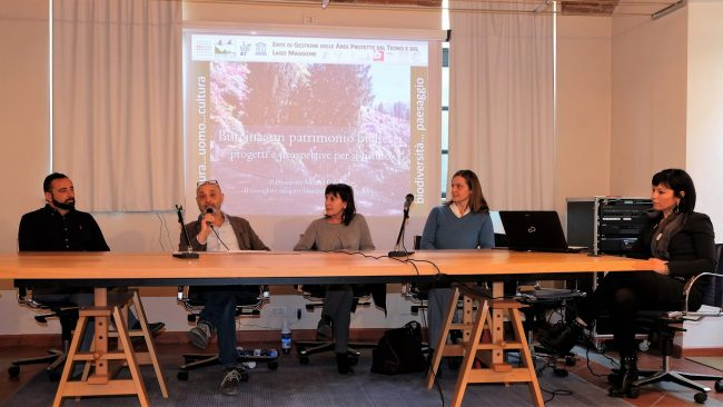 La conferenza stampa di Fondazione CRB