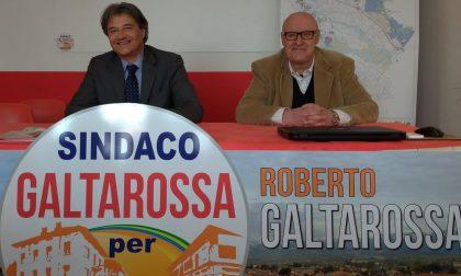 """Cossato, Marco Abate con Galtarossa: """"Sarò il volontario della politica"""""""