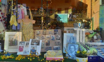 L'8 marzo di Cossato, nelle vetrine omaggio alle donne