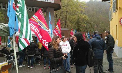 Brandamour: lo sciopero continua
