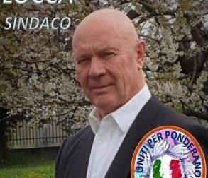 Il candidato sindaco che sfida Chiorino è Roberto Locca