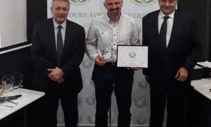 Premio internazionale per l'olio alla nocciola di Luca Ribotto
