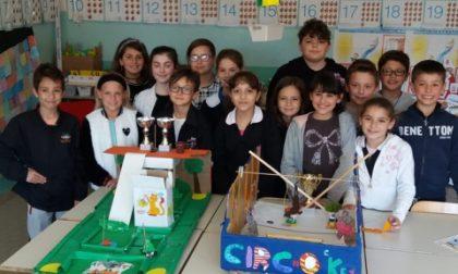 Alla scuola di Borriana un premio speciale per progetto Eureka