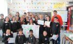 La visita speciale di Nicole Orlando agli studenti di Mosso