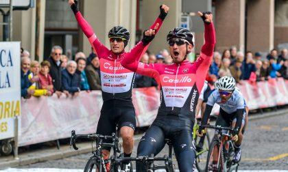 Colonna concede il bis al Giro della Provincia