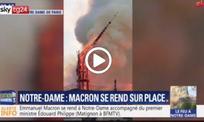 «Oropa prega Nostra Signora perché salvi Notre Dame, unitevi a noi»