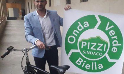 """Elezioni Biella, Pizzi: """"Città parco e una spiaggia sul Cervo"""""""