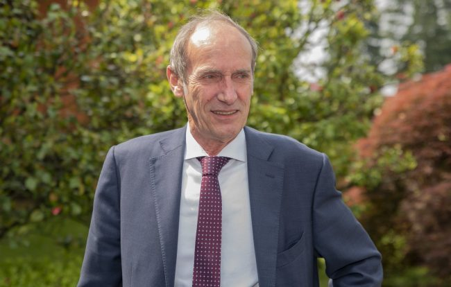 Carlo Alberto Panigo, vice presidente di Confcommercio Milano, Lodi, Monza e Brianza