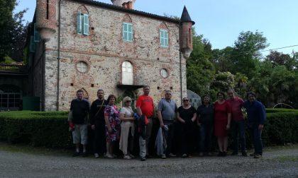 Delegazione di un Gal estone in visita nel Biellese che sa accogliere