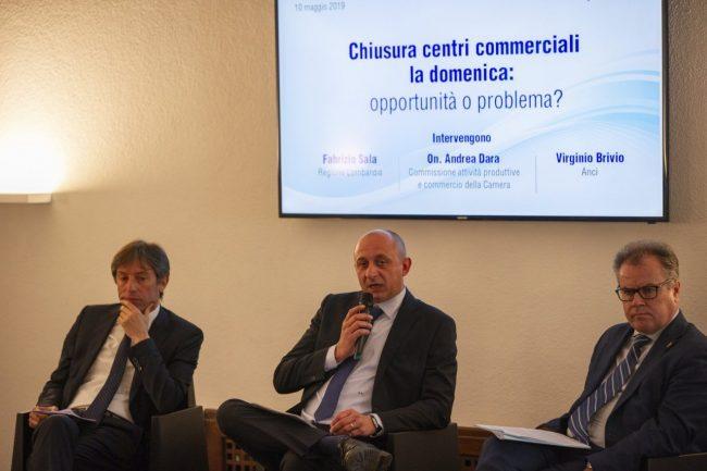 Fabrizio Sala, Andrea Dara, Virginio Brivio