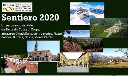 Sentiero 2020, nasce il cammino del Terzo Paradiso
